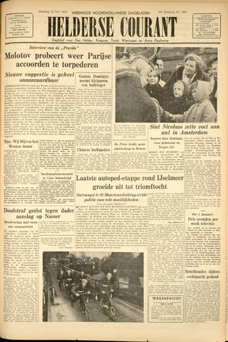 Heldersche Courant 1954-11-22