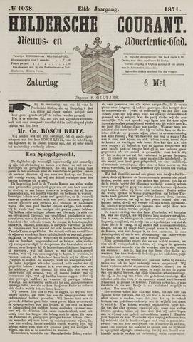 Heldersche Courant 1871-05-06