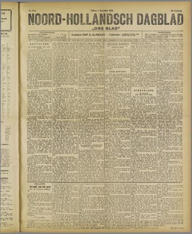 Ons Blad : katholiek nieuwsblad voor N-H 1922-12-08