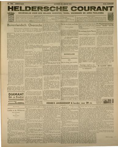 Heldersche Courant 1934-01-20