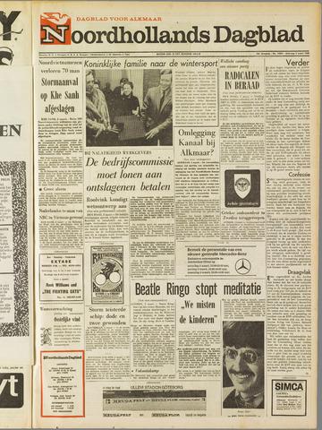 Noordhollands Dagblad : dagblad voor Alkmaar en omgeving 1968-03-02