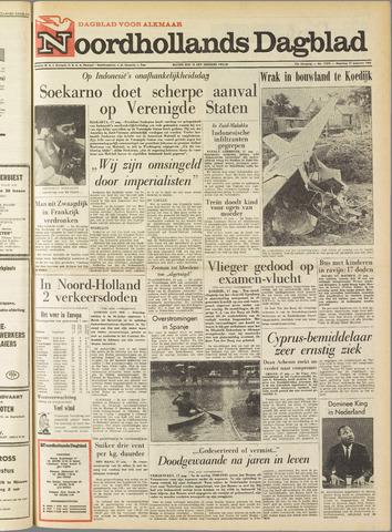 Noordhollands Dagblad : dagblad voor Alkmaar en omgeving 1964-08-17