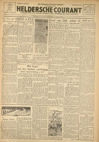 Heldersche Courant 1947-01-04