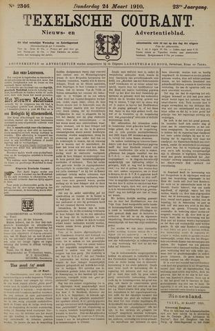 Texelsche Courant 1910-03-24