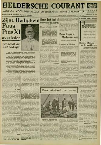 Heldersche Courant 1939-02-10