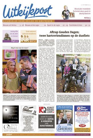 Uitkijkpost : nieuwsblad voor Heiloo e.o. 2012-10-10