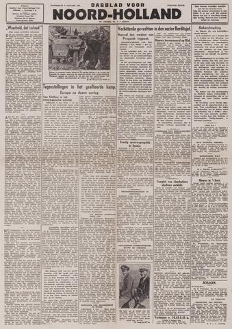 Dagblad Noord-Holland, Schager editie 1944-01-06