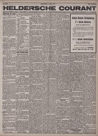 Heldersche Courant 1918-04-04