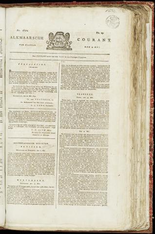 Alkmaarsche Courant 1820-05-29