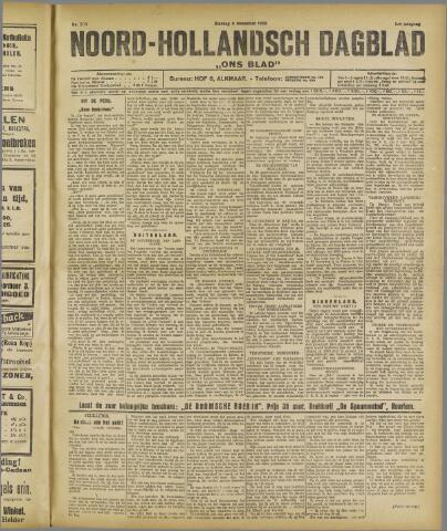 Ons Blad : katholiek nieuwsblad voor N-H 1922-12-05
