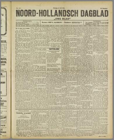 Ons Blad : katholiek nieuwsblad voor N-H 1922-06-27