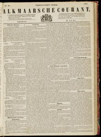 Alkmaarsche Courant 1877-06-24