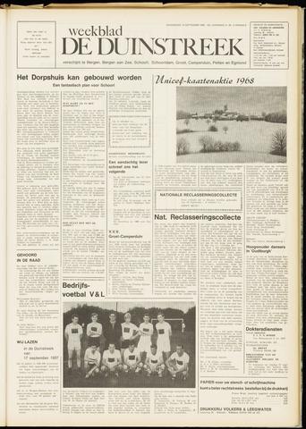 De Duinstreek 1968-09-19