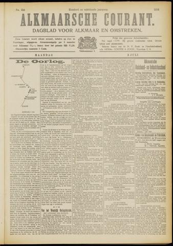 Alkmaarsche Courant 1916-07-03