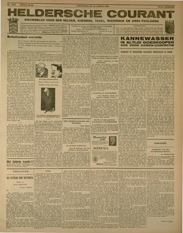 Heldersche Courant 1932-12-29