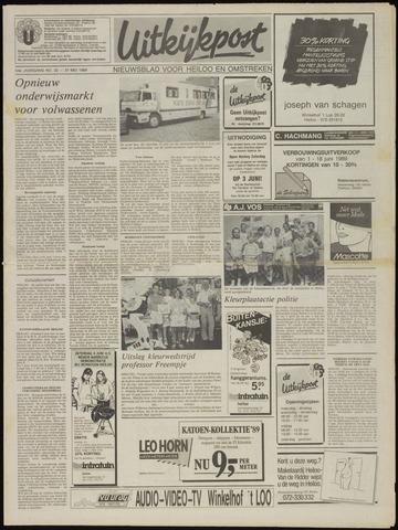Uitkijkpost : nieuwsblad voor Heiloo e.o. 1989-05-31