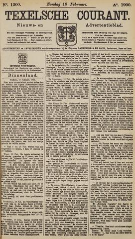 Texelsche Courant 1900-02-18