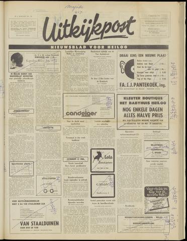 Uitkijkpost : nieuwsblad voor Heiloo e.o. 1972-08-09
