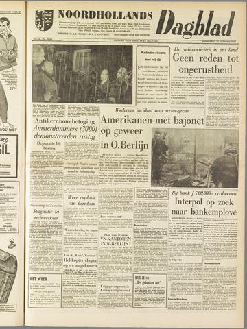 Noordhollands Dagblad : dagblad voor Alkmaar en omgeving 1961-10-26