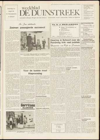 De Duinstreek 1970-11-05