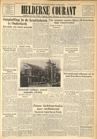Heldersche Courant 1953-06-25