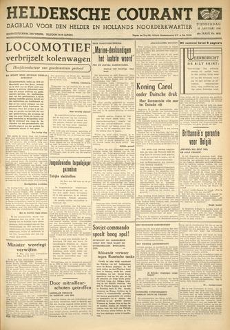 Heldersche Courant 1940-01-25