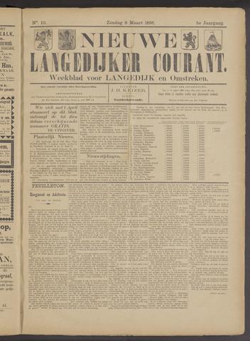 Nieuwe Langedijker Courant 1896-03-08