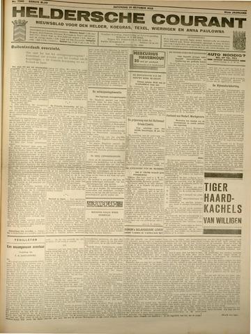Heldersche Courant 1933-10-14