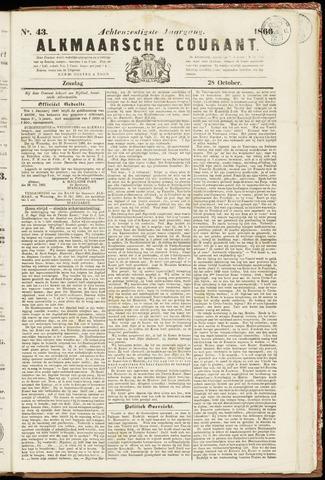Alkmaarsche Courant 1866-10-28