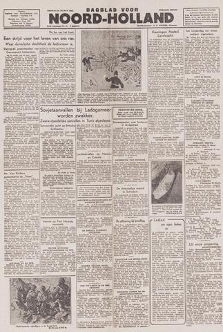 Dagblad Noord-Holland, Schager editie 1943-03-26