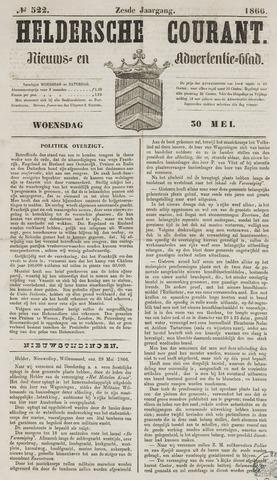 Heldersche Courant 1866-05-30