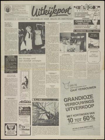 Uitkijkpost : nieuwsblad voor Heiloo e.o. 1989-11-29