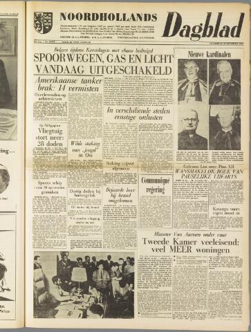 Noordhollands Dagblad : dagblad voor Alkmaar en omgeving 1960-12-22