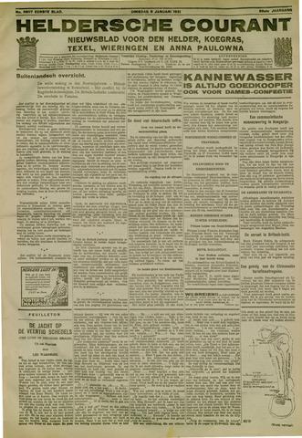Heldersche Courant 1931-01-06