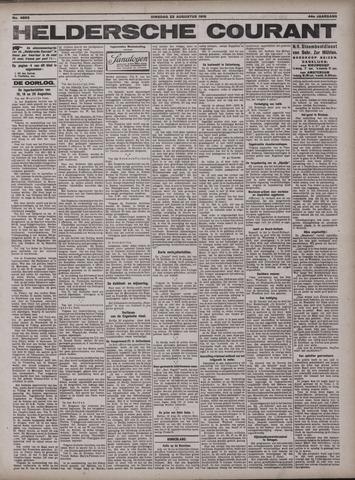 Heldersche Courant 1916-08-22