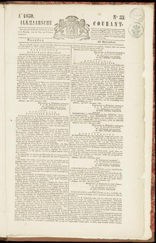 Alkmaarsche Courant 1850-12-30