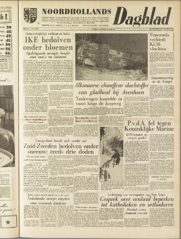 Noordhollands Dagblad : dagblad voor Alkmaar en omgeving 1959-12-10
