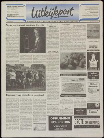 Uitkijkpost : nieuwsblad voor Heiloo e.o. 2001