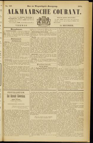 Alkmaarsche Courant 1894-12-14