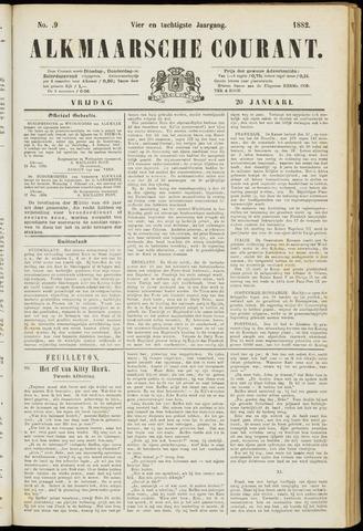 Alkmaarsche Courant 1882-01-20