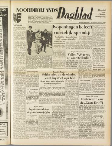 Noordhollands Dagblad : dagblad voor Alkmaar en omgeving 1953-05-20