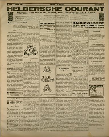 Heldersche Courant 1932-03-01