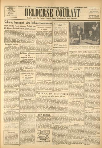 Heldersche Courant 1949-12-19