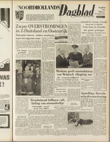 Noordhollands Dagblad : dagblad voor Alkmaar en omgeving 1954-07-10