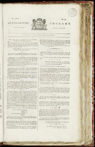 Alkmaarsche Courant 1818-10-19