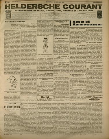 Heldersche Courant 1931-10-08