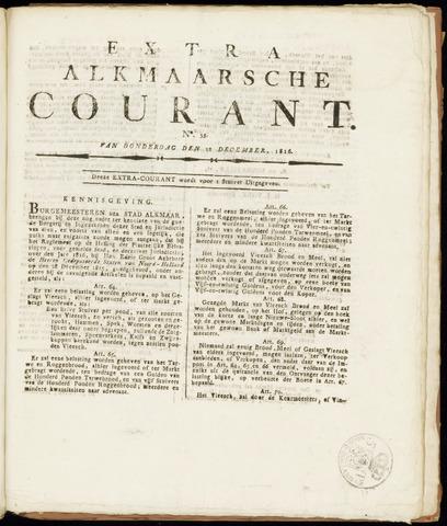 Alkmaarsche Courant 1816-12-12