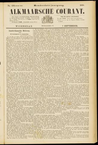 Alkmaarsche Courant 1898-09-07