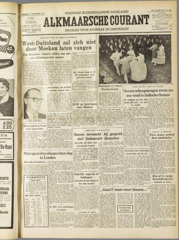 Alkmaarsche Courant 1955-12-02