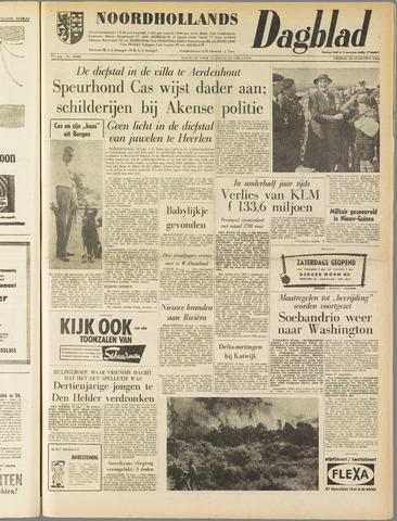 Noordhollands Dagblad : dagblad voor Alkmaar en omgeving 1962-08-10